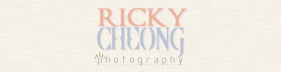 Ricky Cheong Photography logo